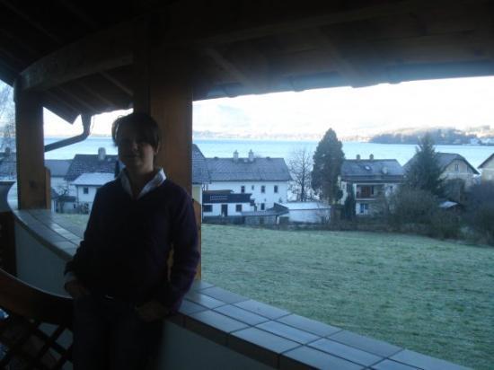 Gmunden, ออสเตรีย: @ Tarantino's Hostel