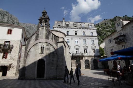Cherna gora - Kotor
