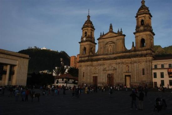 โบโกตา, โคลอมเบีย: Plaza de Simón Bolívar, Bogotá.