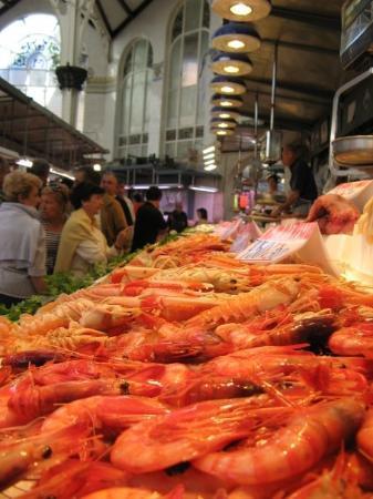 Central Market (Mercado Central): Valencia market