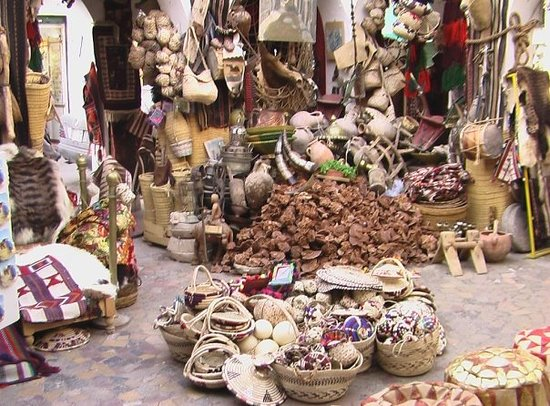 Libia_agosto 2006_il mercato di tripoli