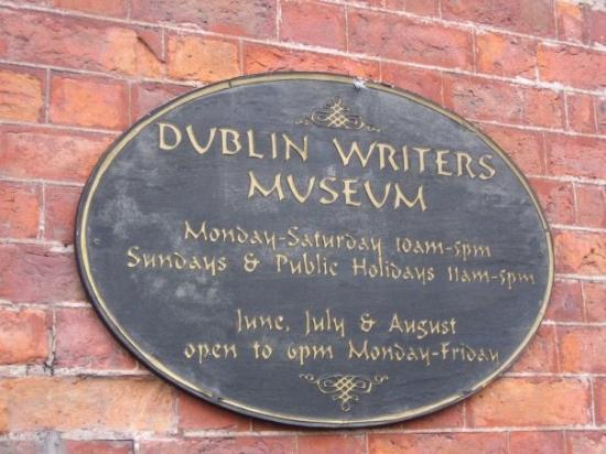 Dublin Writers Museum รูปภาพ