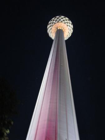 หอคอยกัวลาลัมเปอร์: KL tower.