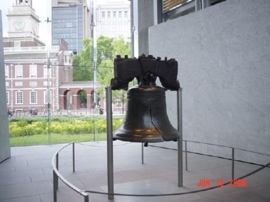 ฟิลาเดลเฟีย, เพนซิลเวเนีย: The Liberty Bell