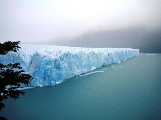 เอลคาลาเฟต, อาร์เจนตินา: Glacial Perito Moreno