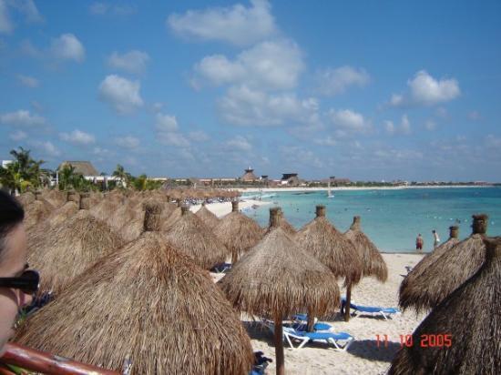Luxury Bahia Principe Akumal: Prainha boa...