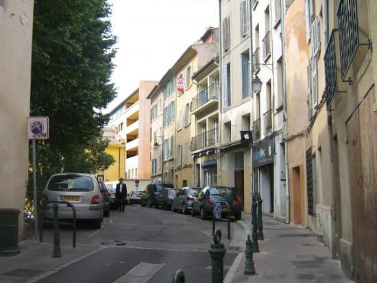 แอ็ซซองโปรวองซ์, ฝรั่งเศส: une autre rue d,où je me suis perdue!!!