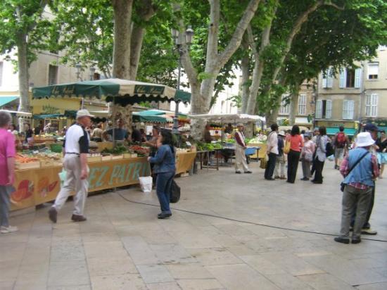 Aix-en-Provence, Francia: une autre vue de cet encan