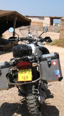 ดอฮับ, อียิปต์: Egypt numbers on my bike....!