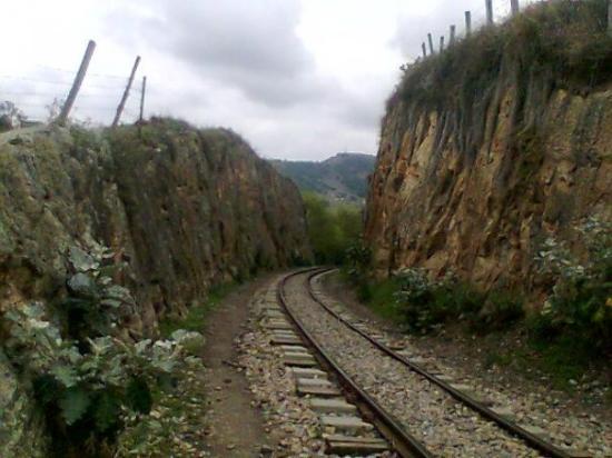 โบโกตา, โคลอมเบีย: Suesca, Cundinamarca. Colombia.
