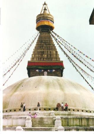 กาฐมาณฑุ, เนปาล: nepal 1999 - kathmandu