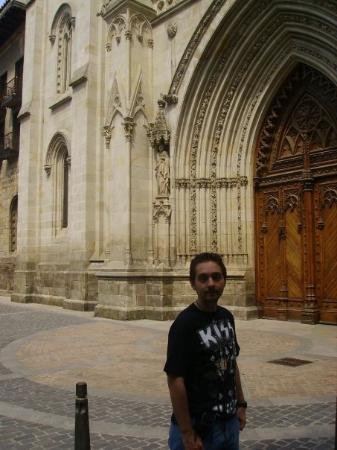 Catedral de Santiago: La catedral
