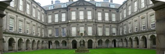 Palace of Holyroodhouse: HOLYROODHOUSE