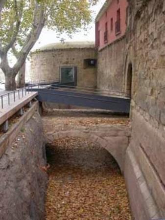 โลโกรโญ, สเปน: El cubo del Revellín tras la restauracion