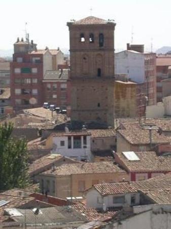 โลโกรโญ, สเปน: Torre de San Bartolomé