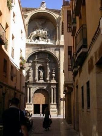 โลโกรโญ, สเปน: Iglesia de Santiago Matamoros