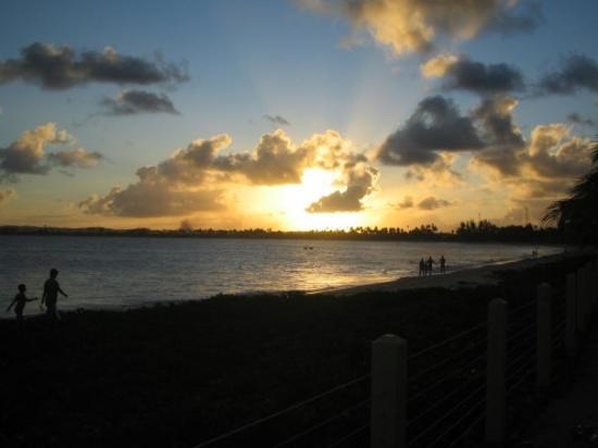 Serrambi Resort: Tramonto a Praia Serrambi,nel Pernambucco