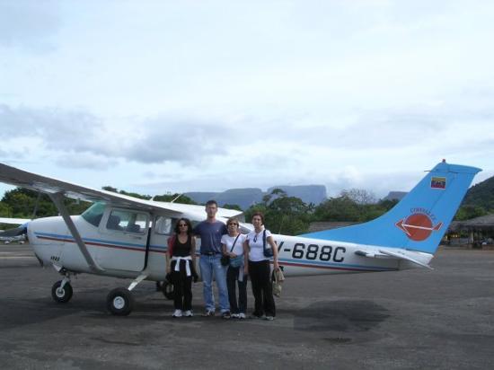 วาเลนเซีย, เวเนซุเอลา: Partenza per Salto Angel