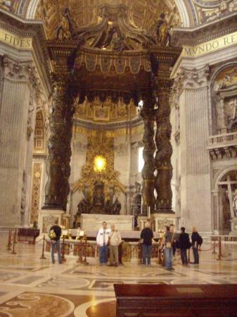 นครวาติกัน, อิตาลี: Vaticano