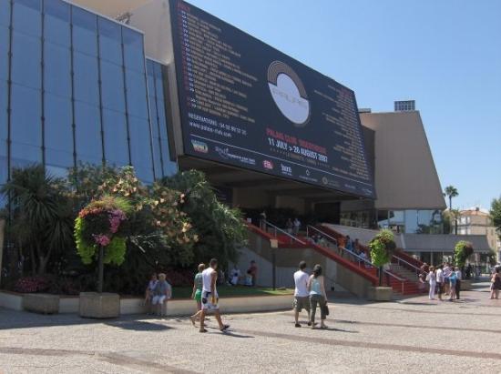 คานส์, ฝรั่งเศส: Palais des festivales