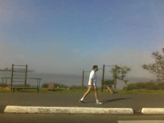 ปอร์ตูอาเลเกร: 26 de agosto, nevoeiro