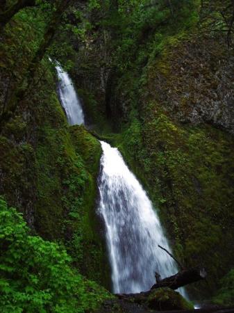 พอร์ตแลนด์, ออริกอน: Columbia River Gorge, OR