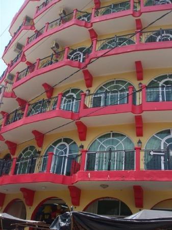 Xilitla, เม็กซิโก: EL HOTEL DONDE NOS KEDAMOS....