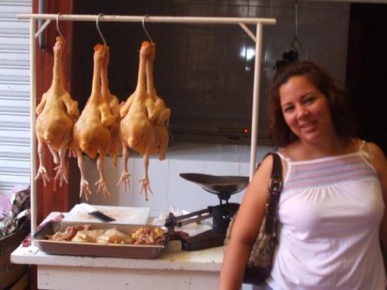 Xilitla, เม็กซิโก: KE TAL POLLO !!!