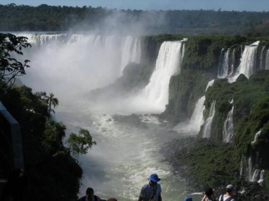 Iguazu Falls ภาพถ่าย