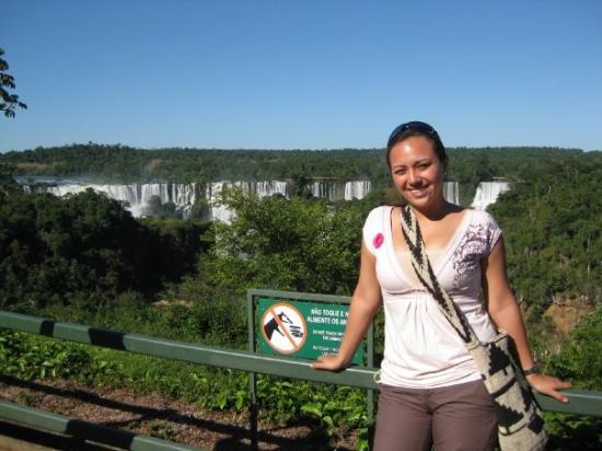 Iguazu Falls: Foz de Iguazu