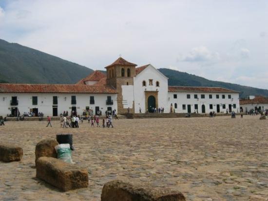 Villa de Leyva, โคลอมเบีย: la villa