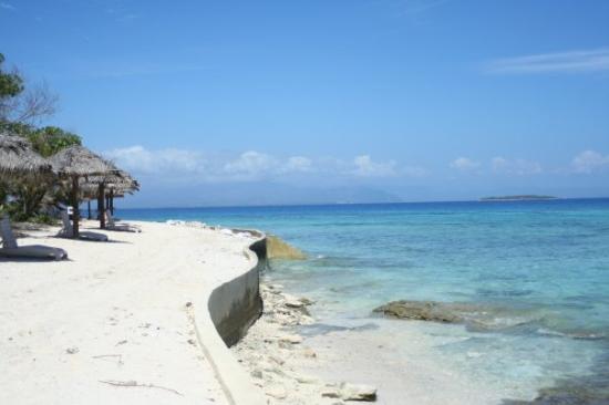 นาดิ, ฟิจิ: Island was so small we could walk around it in about 10 minutes!