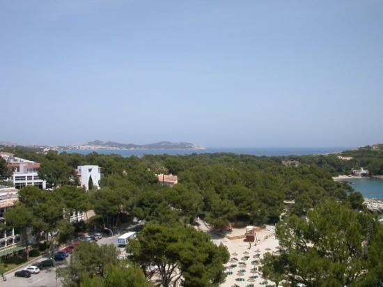 ปัลมาเดมายอร์กา, สเปน: Arrivé dans notre hôtel....