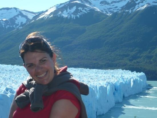 เอลคาลาเฟต, อาร์เจนตินา: Glaciar D. PERITO MORENO