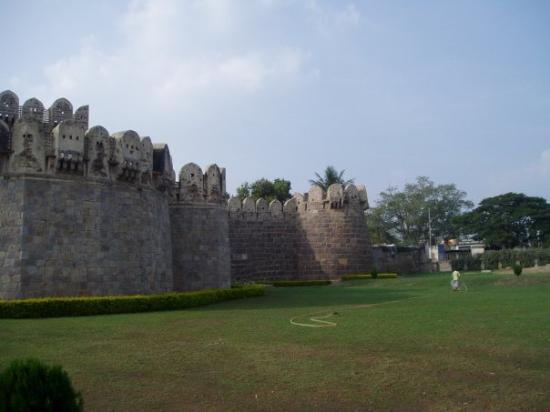ไฮเดอราบาด, อินเดีย: Golconde, Andhra Pradesh, Inde