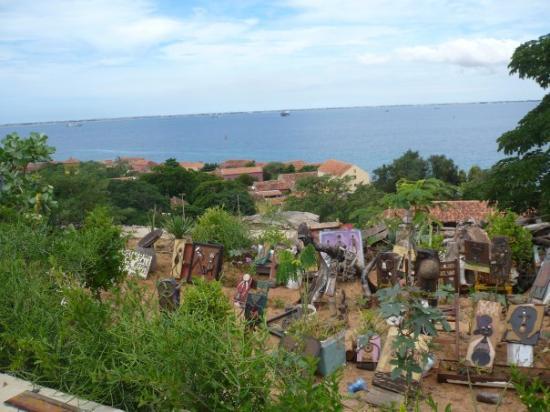 ดาการ์, เซเนกัล: île de Gorée