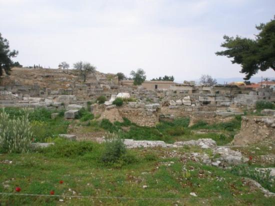 คอรินท์, กรีซ: Altre rovine di Corinto...