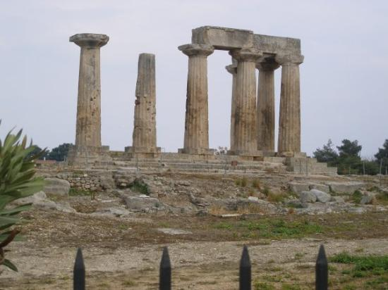 คอรินท์, กรีซ: Rovine di Corinto