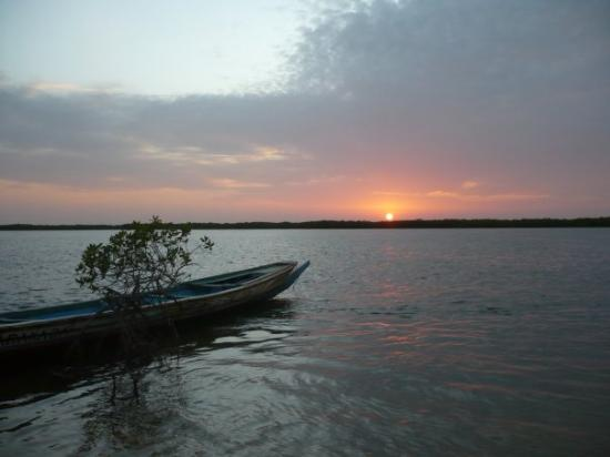 Mar Lodj, เซเนกัล: delta du sine saloum
