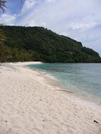ทูมอน, หมู่เกาะมาเรียนา: A secluded Beach in Guam