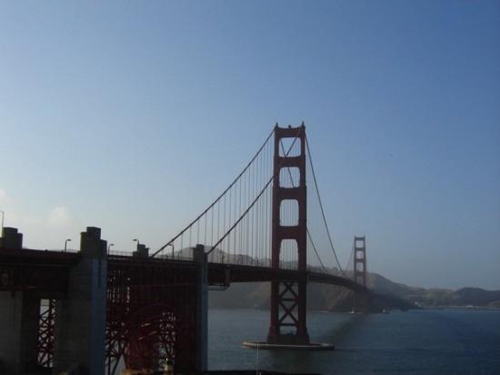 สะพานโกลเดนเกท: The Golden Gate Bridge
