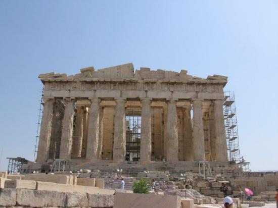 อะโครโปลิส: Il Partenone