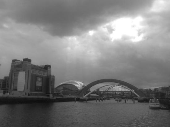Newcastle upon Tyne ภาพถ่าย