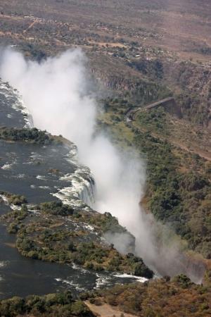 Victoria Falls ภาพถ่าย