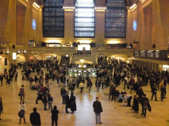 Grand Central Terminal: Grand Central Station - Sunday December 28th