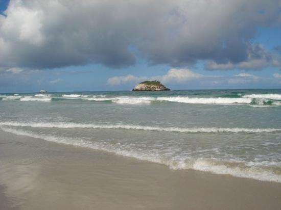 Paisaje de Playa El Agua Margarita 03/12/2008