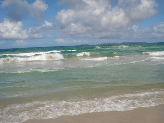 Playa El Agua Margarita 03/12/2008