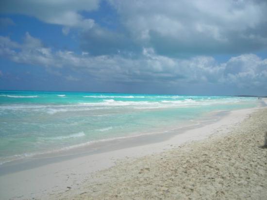 Cayo Santa Maria (เกาะคาโย ซานตา มารีอา), คิวบา: Quand mëme, superbe la plage !