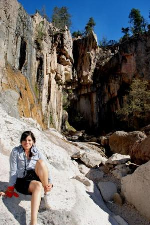 ชีวาวา, เม็กซิโก: Cascadas de Cusàrare / Creel