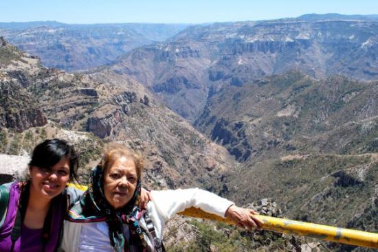 ชีวาวา, เม็กซิโก: En las Barrancas del cobre con mi ague